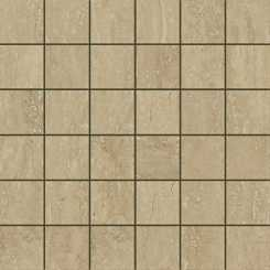 Travertino noce mosaico 610110000077 Мозаика