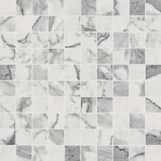 600110000208 statuario mosaico Мозаика charme evo wall project italon