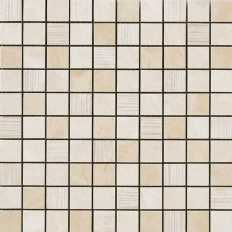 600110000049 white mosaico Мозаика elite wall project italon